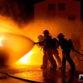 Chemeketa Fire Suppression class