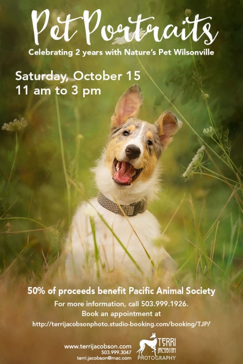Helping Nature's Pet Wilsoville celebrate two years